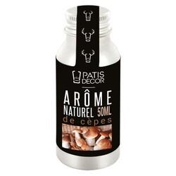 Arôme alimentaire naturel Cèpe Patisdécor