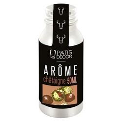 Arôme alimentaire naturel Châtaigne Patisdécor