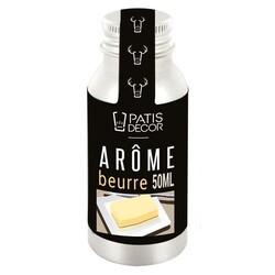 Arôme alimentaire naturel saveur Beurre Patisdécor