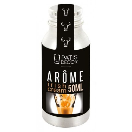 Arôme alimentaire naturel Irish Cream Patisdécor