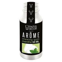 Arôme alimentaire naturel Chewing Gum Menthe Patisdécor