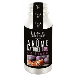 Arôme naturel Figue Patisdécor 50 ml
