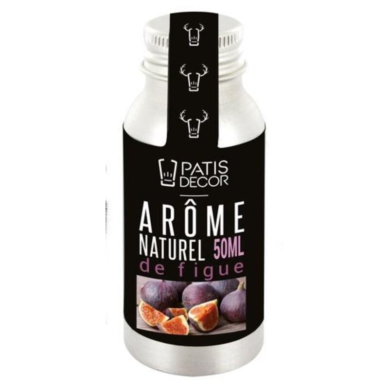 Arôme naturel Figue Patisdécor 50 ml