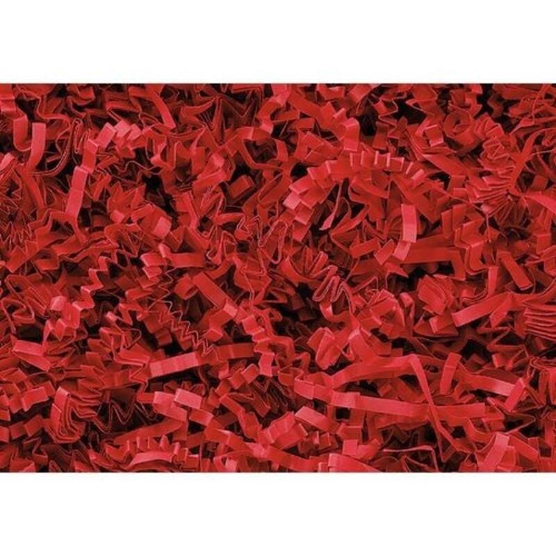 Frisure de Pâques rouge 1 kg