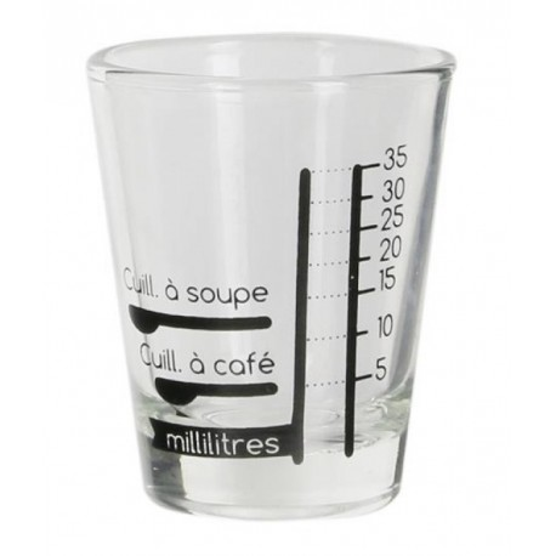 Doseur verre 35cl