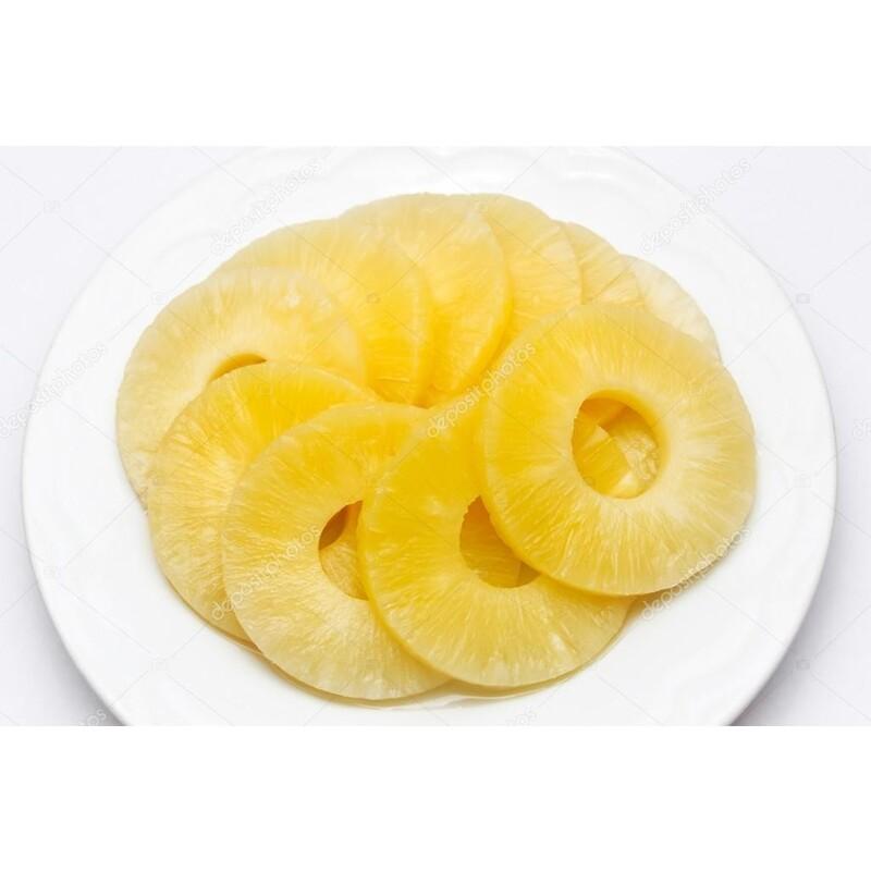 Boîte ananas en tranches 765g