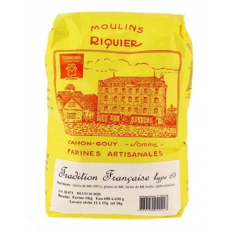 Farine Tradition Française 1Kg