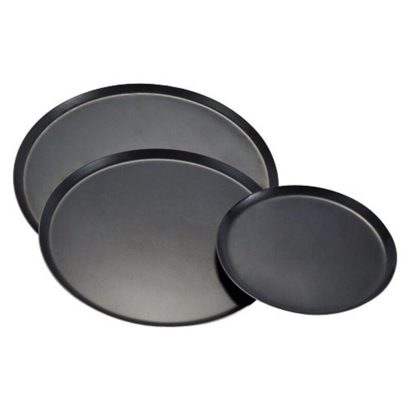 Plaque de cuisson rond pour pizza  et tarte 28 à 34 cm