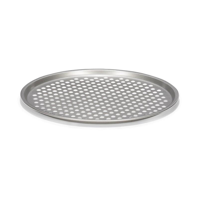 Plat à pizza antiadhésif perforé 31 cm