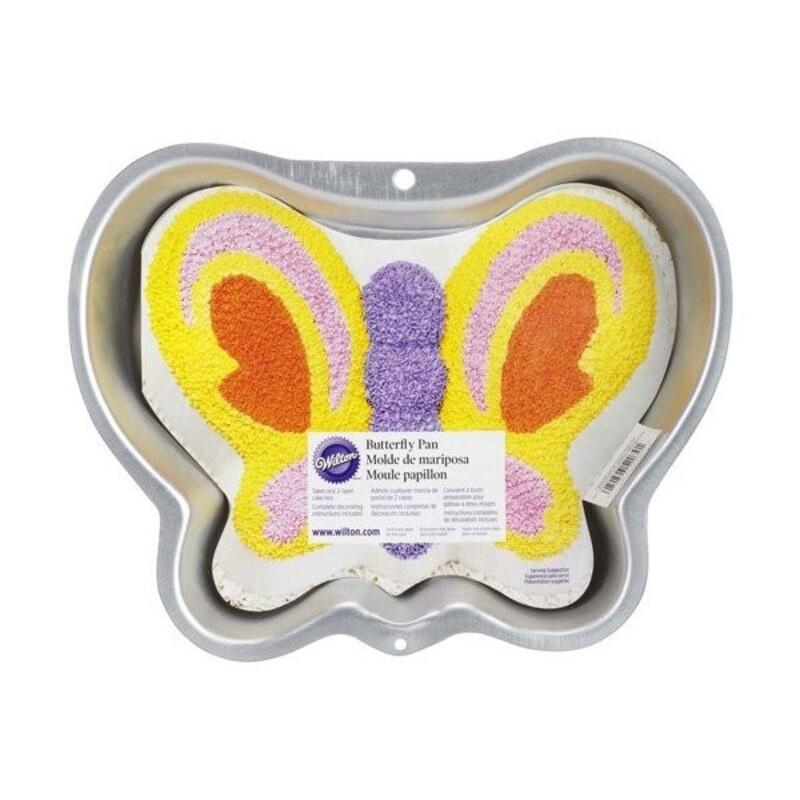 Moule à gâteau en forme de papillon Wilton