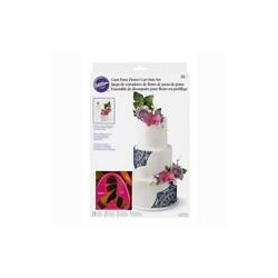Kit pour faire des fleurs en pastillage Wilton