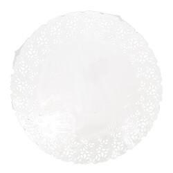 Dentelle papier ronde Harmony (x250)