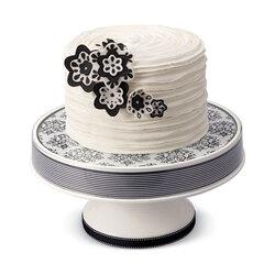 Présentoir à gâteau personnalisable Wilton 30 cm