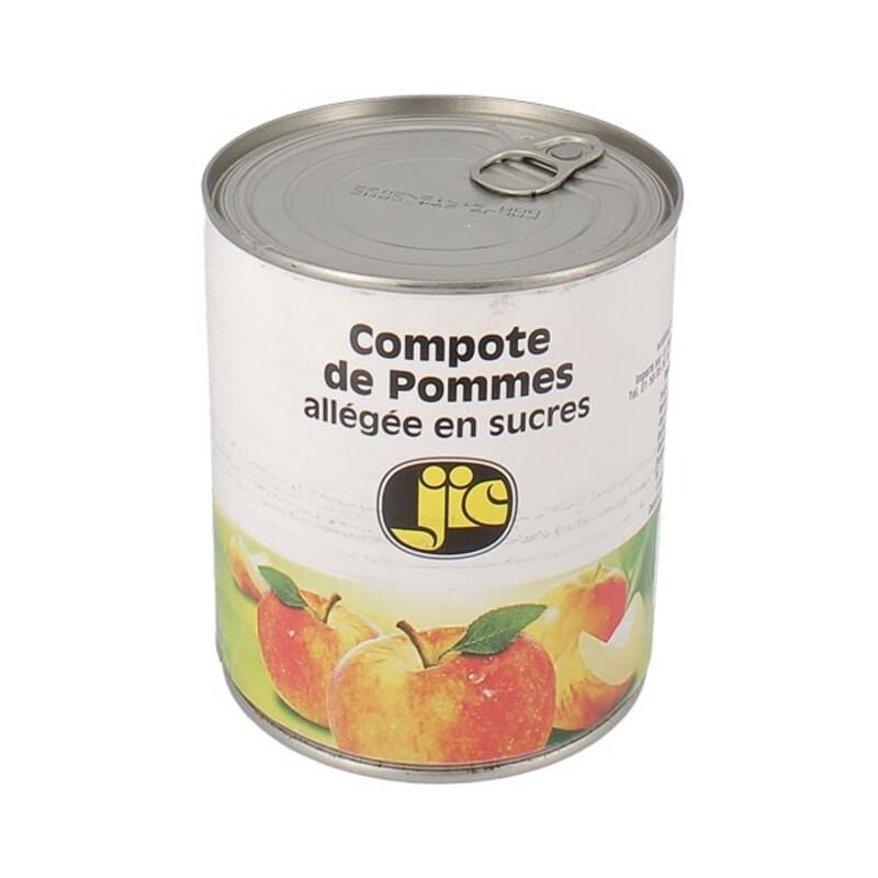 Compote de Pommes allégée en sucres La Pulpe