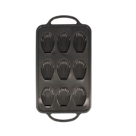 Moule silicone 9 madeleines Patisdécor