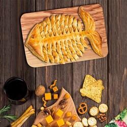 Emporte-pièce tarte poisson 32 cm