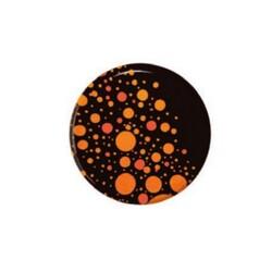 Disques chocolat noir neige pétillant (x96)