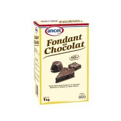 Préparation pour fondant au chocolat Ancel 1 Kg