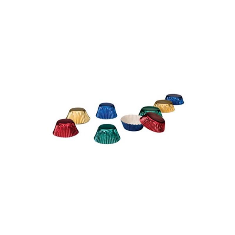 Caissettes à pralinés assorties (x48)