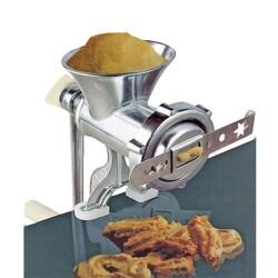 Hachoir manuel à viande et pâtisserie en alu n°8
