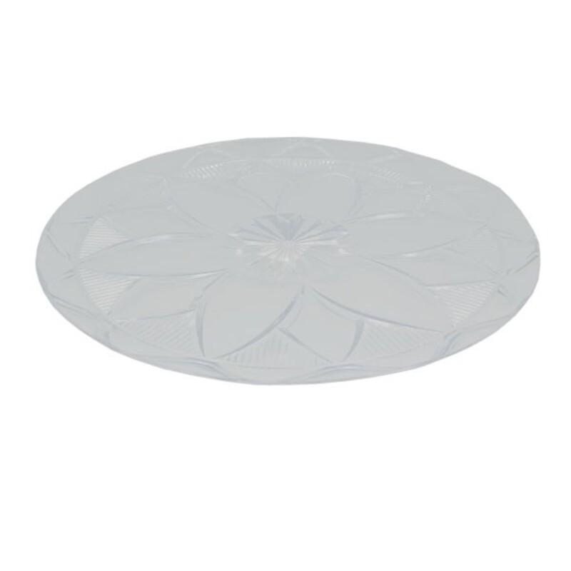 Plat à tarte acrylique 32 cm