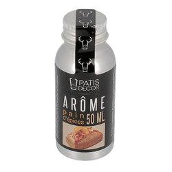 Arôme naturel saveur Pain d'épices Patisdécor 50 ml