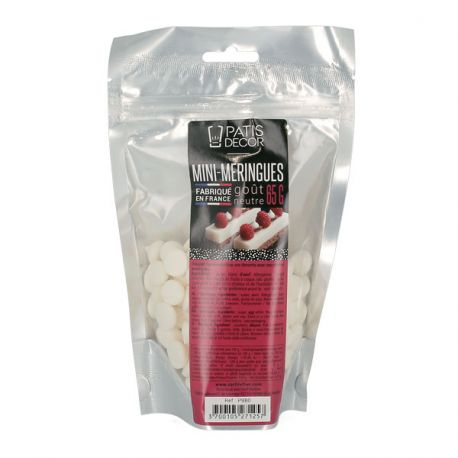 Mini meringues Patisdécor 55 g