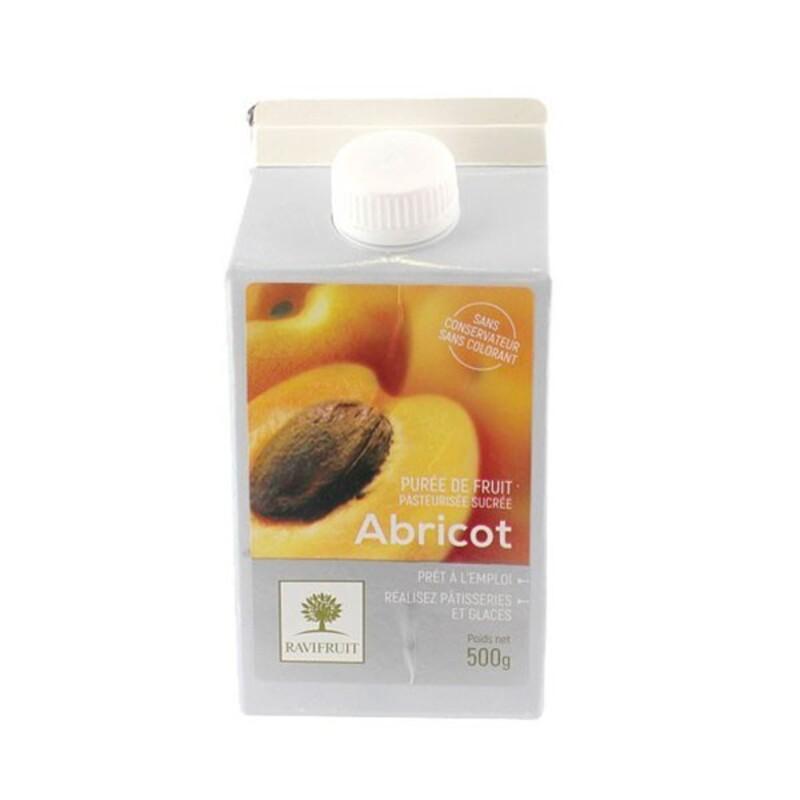 Purée d'abricot 500g