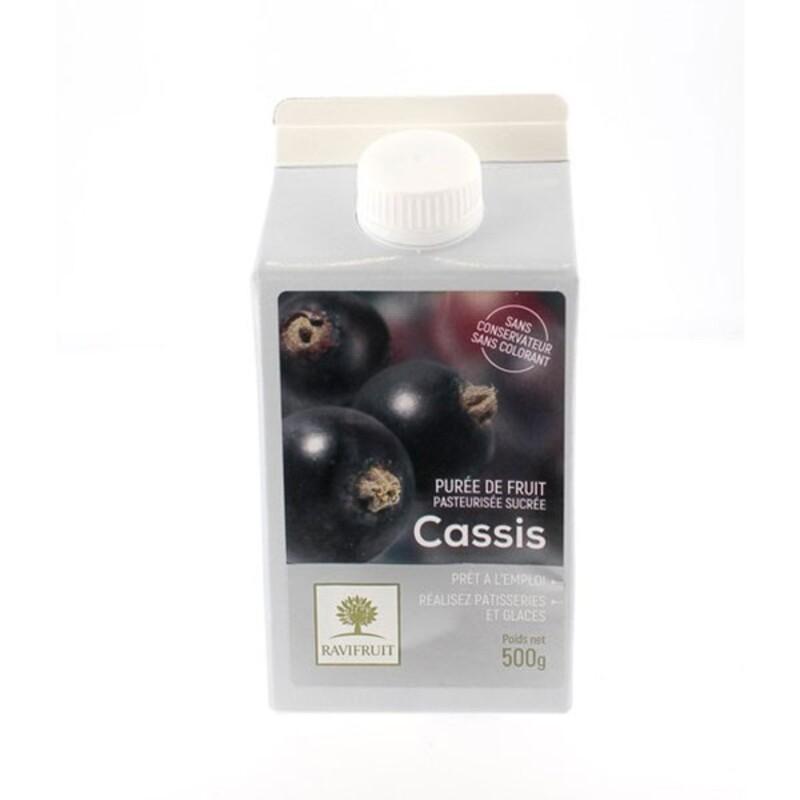 Purée de Cassis 500 g