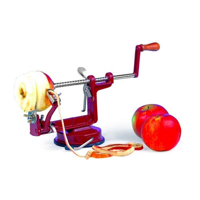 Pèle-pommes à ventouse