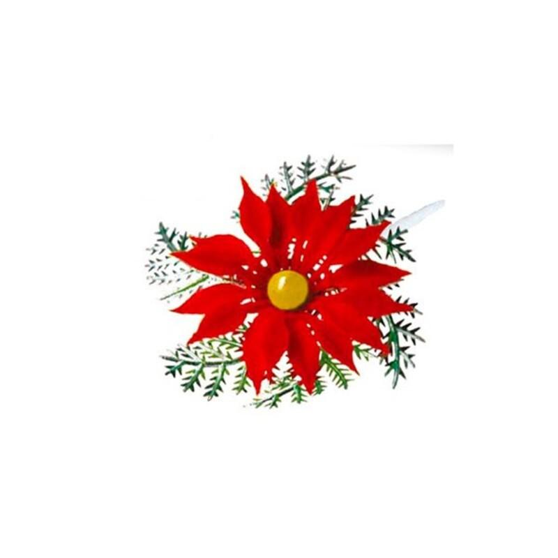 Fleurs de Noël (x144)