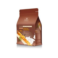 Chocolat Blanc au Caramel Zéphyr 35% 2,5 Kg