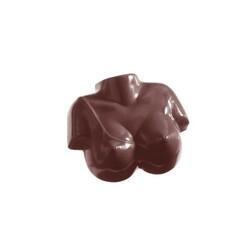 Moule chocolats Bustes