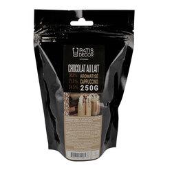 Chocolat au Lait Arôme Cappucino Barry 250 g - Patisdécor