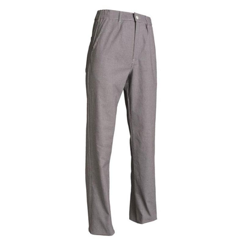 Pantalon pied de poule Hervé 100% coton