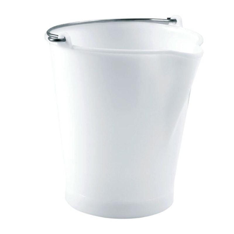 Seau plastique 13 litres