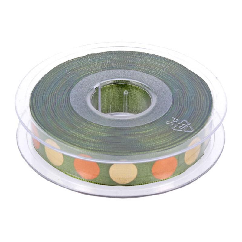 Ruban ronds dorure 16 mm (20 m)