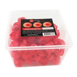 100 petites roses rouges en azyme Patisdécor Pro