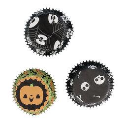 Caissette cupcake Halloween (x 50)