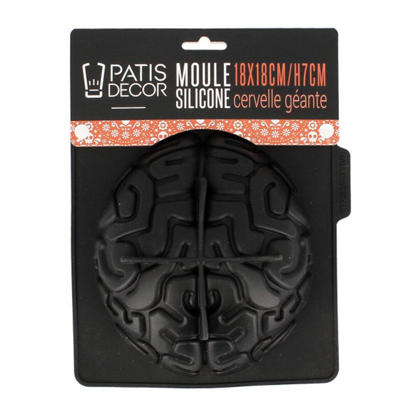 Moule silicone cervelle Patisdécor