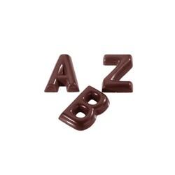 Moule lettres de l'alphabet 4 cm