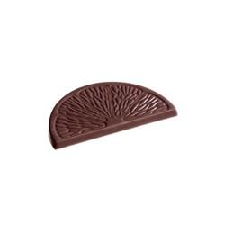 Moule chocolat tranche d'orange
