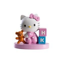 Sujet de baptême Hello Kitty