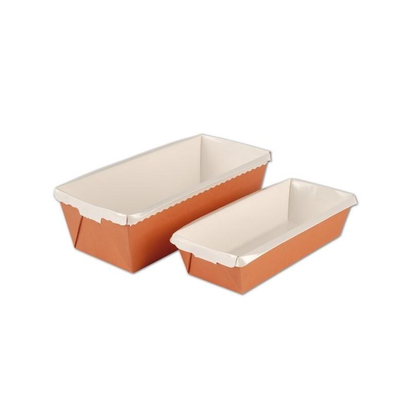 Moule à cake en carton