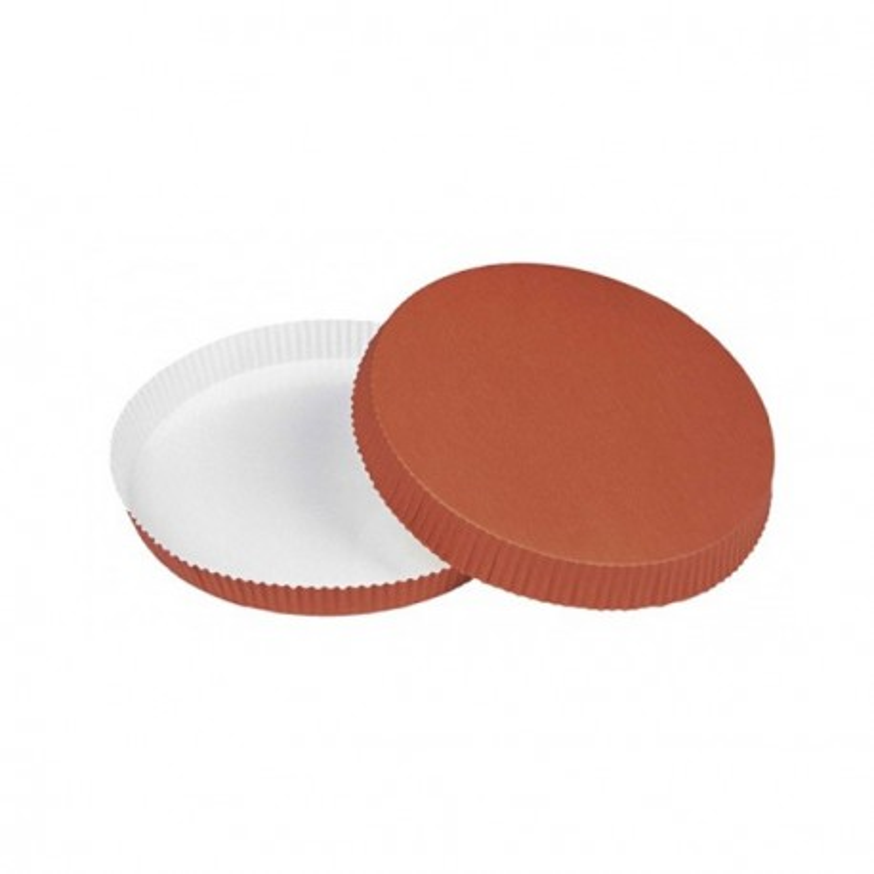 Moule à tarte en carton 17 cm (x60)