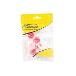 Jonquille rose et blanche (x 5)
