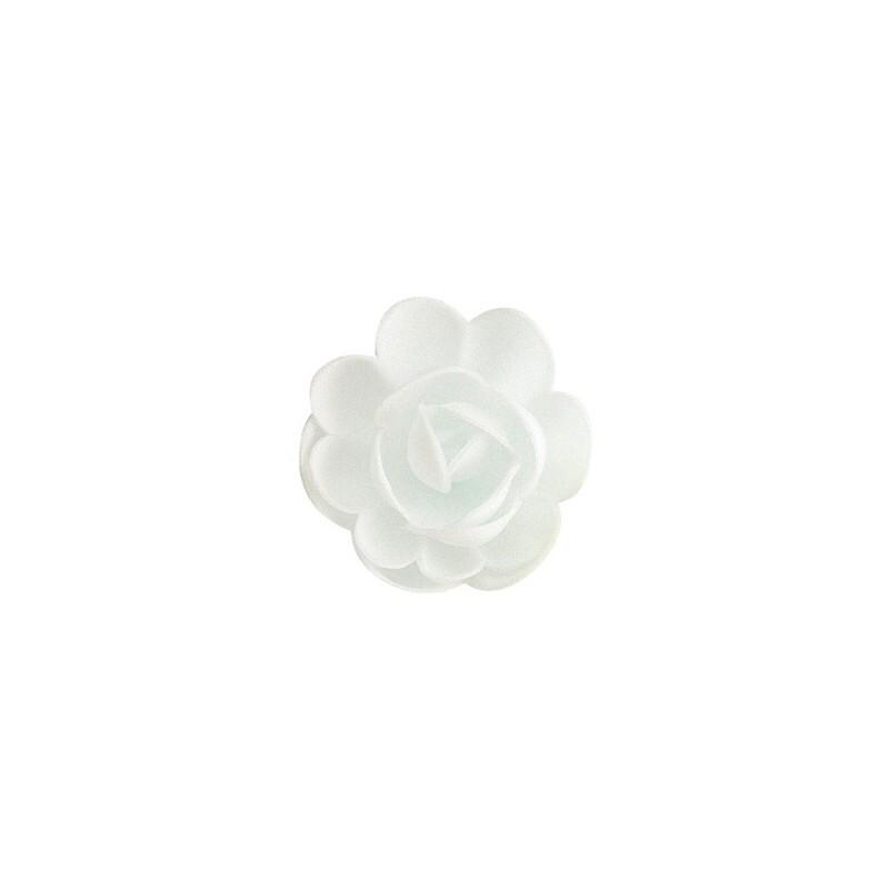 Grande rose blanche (x36)