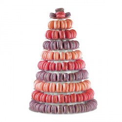Présentoir Pyramide à macarons
