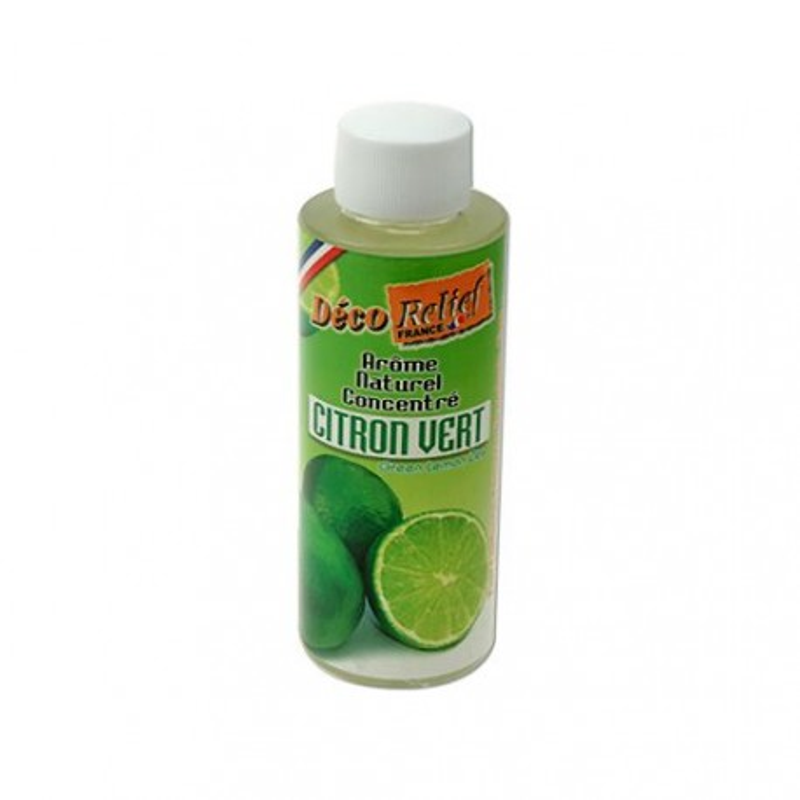 Arôme Citron Vert 125 ml