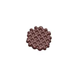 Moule chocolat gaufrettes